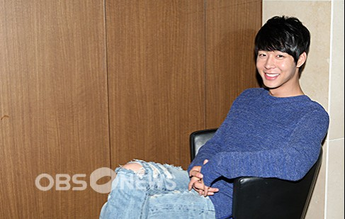 "INTERVIEW] 120604 Park Yoochun: ""Very thankful to Jimin"