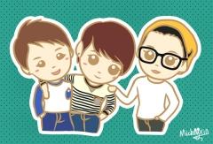 JYJ Japan membership Card 1