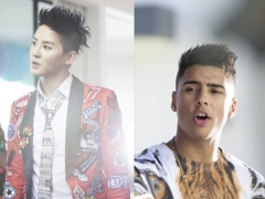 Junsu&Quincy Brown