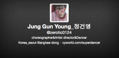 jung gun young twitter