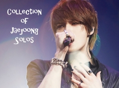 collection of jaejoong solos 480x355px