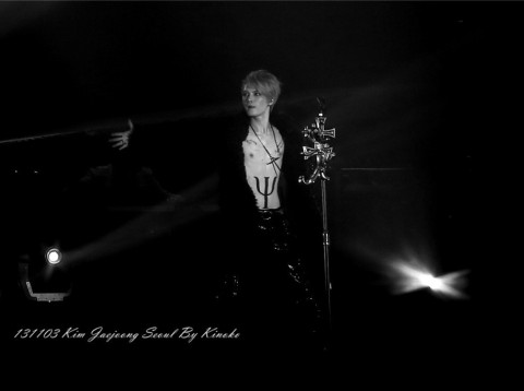 [HQ PICS] 131103 Kim Jaejoong's WWW Asia Tour Concert in Seoul (Day 2) – Part 2