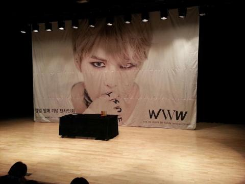 "[COMPILATION OF TWEETS] 131108 Kim Jaejoong's ""WWW"" Album Fansign Event in Seoul"