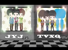 JYJ past, present, cover small