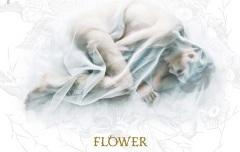 xia flower album cover art