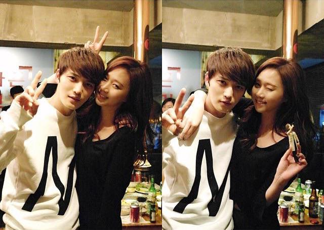 Jaejoong Girlfriend 2014 [OTHER INSTAGRAM] 1504...