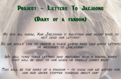 Letters to Jaejoong1