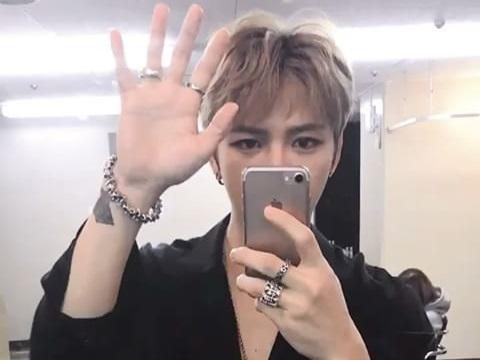 [OTHER INSTAGRAM] 170222 C-JeS Instagram Update – 5 seconds of Jaejoong before V Live broadcast