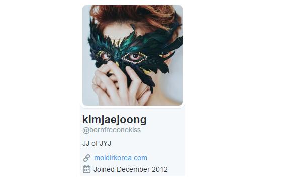 [TWITTER] 170222 Kim Jaejoong Twitter Update: Today was the best!