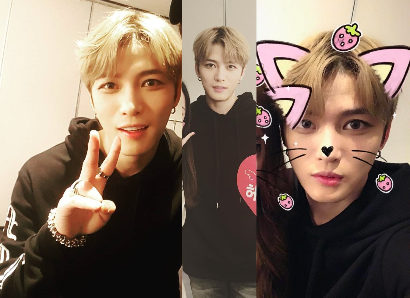 [OTHER INSTAGRAM] 170326 The Rebirth of J in Macau – Backstage Photos with Kim Jaejoong