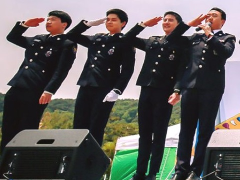 [INFO/OTHER FACEBOOK] 170521 Gyeonggi Nambu Police's Special Promotions Unit Facebook Update – for future events