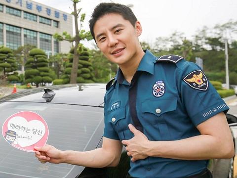 [OTHER FACEBOOK] 170523 Gyeonggi Nambu Police Facebook Update – Podoli sticker