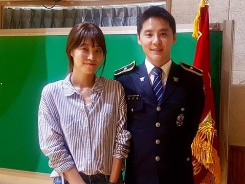 [OTHER INSTAGRAM] 170523 Schoolteacher shared photos with Kim Junsu