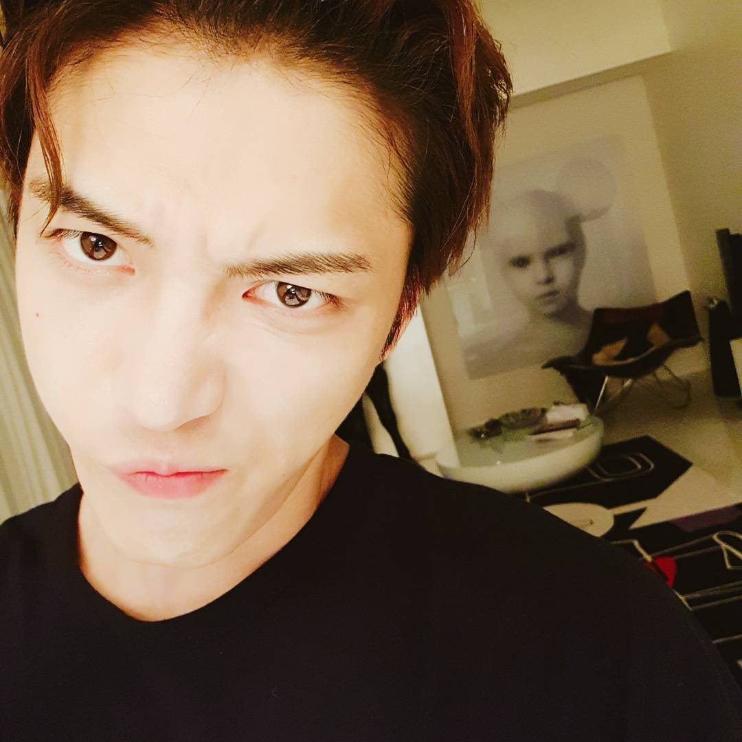 [INSTAGRAM] 170725 Kim Jaejoong Instagram Update: Selfie
