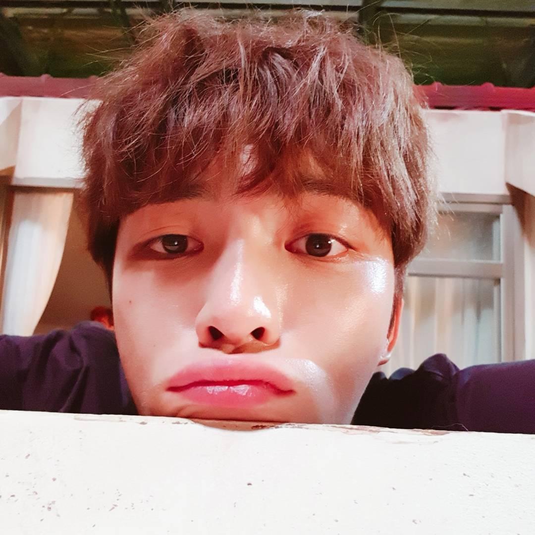 [INSTAGRAM] 170727 Kim Jaejoong IG Update 2: Selfies, Filming Manhole, Sujin, Biggest Concern & Fan Support