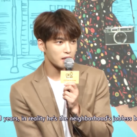 [ENG SUB] 170815 ShowBiz Korea: KBS2 Manhole Drama's Press Conference - Jaejoong, UEE, Baro & Hyesung