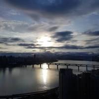 [INSTAGRAM] 170818 Kim Junsu Instagram Update: Sunset
