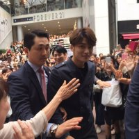 [PICS + FANCAMS] 170812 Kim Jaejoong at KAVE Japan