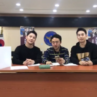 [VIDEO + TRANS] 171018 Gyeonggi South Police Facebook Live: Kim Junsu and Kim HyungJoon