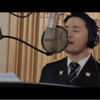 [VIDEO/SNS] 171018 72nd Anniversary Korea Police Day PR Video OST ft. Kim Junsu as Singer
