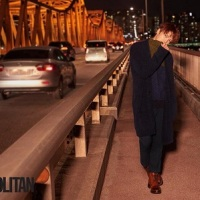 [NEWS/PICS/VIDEO] 171019 Cosmopolitan Korea: A night walk with Kim Jaejoong in Seoul, a fashion pictorial