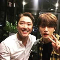 [OTHER SNS] 171013 Friends Share Photos with Kim Jaejoong