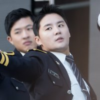 "[HQ FANCAMS] 171115 Gyeonggi South Police PR's Kim Junsu in ""Gyeonggi Province Farmers' Day"""