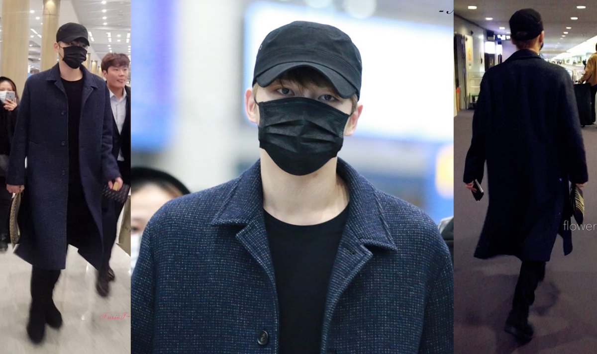 [PICS/FANCAMS] 171118∼20 Kim Jaejoong at Incheon Airport & Hong Kong Airport