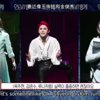 "[VIDEO] 171121 Kim Junsu mentioned in Entertainment Weekly ""Casting of Idols in Musicals"""