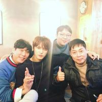 [OTHER SNS] 171114 annchangwha4030's Birthday Party - Kim Jaejoong's Old Soul