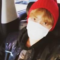 [SNS] 171211 Kim Jaejoong IG & Twitter Updates: In Tokyo, Train, Delicious Food