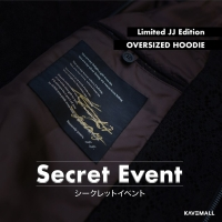 [INFO/SNS] 171214 KaveMall IG Update: Oversized Hoodie (Limited JJ Edition) - Secret Event